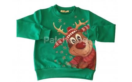 Детска блуза Рудолф 86-116