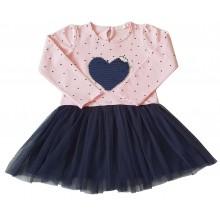 Breeze детска рокля Звездички 110-140