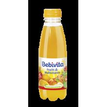 Бебивита сок - Bebivita Мултивитамин 0,5л.
