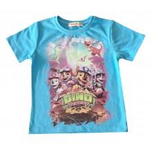Детска тениска Paw Patrol 92-116