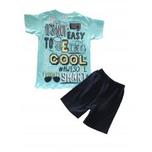 Лятна пижама за момче 122-134