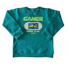 Ватирана блуза за момче Gamer 116-146