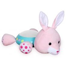 Lorelli Занимателна играчка и нощна лампа Зайче