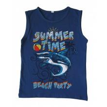 Тениска без ръкав Summer 128-158