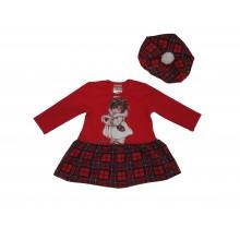Мариела Коледна рокля  68-122