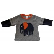 Бебешка блуза Слонче 62-86