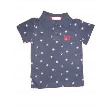 Тениска за момче Моряк 1-8 г