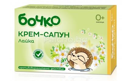 Бочко Крем-сапун Лайка 0м+ 75гр.