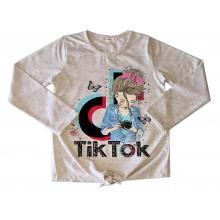 Блуза за момиче Tik Tok 110-140