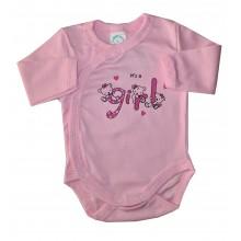 Бебешко боди Girl 50-68