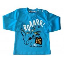 Блуза за момче Дино 68-98