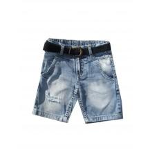 Къси дънкови панталони за момче 86-110