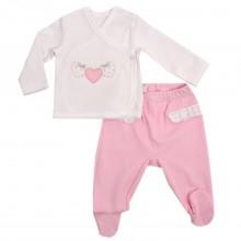 Бебешки комплект за момиченце 62-74