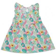 Лятна детска рокля 86-116