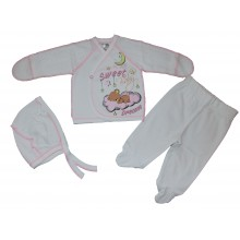 Комплект за бебе Мече 56-62