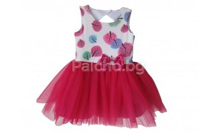 Официална рокля Флора 80-116
