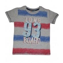 Тениска за момче синя 98-140