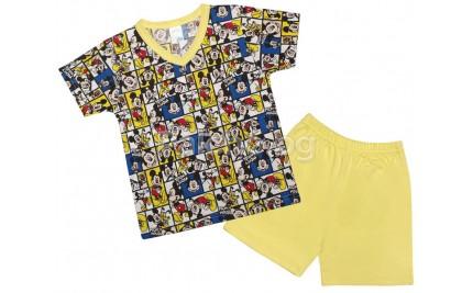 Детска лятна пижама Мики 80-98