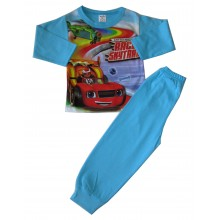 Бебешка пижама Пламъчко 86-92