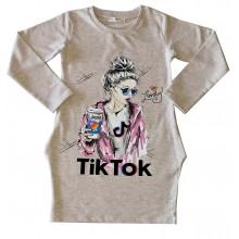 Детска рокля Tik Tok 116-152