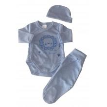 Бебешки комплект Мечо Пух 50-56