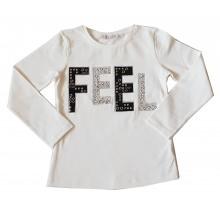 Блуза за момиче Feel 104-164