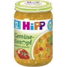 Хип пюре - Hipp Био Зеленчукова яхния 250гр