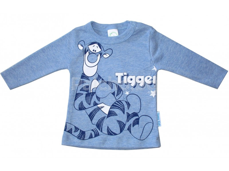 1a6320ff208 Детска блуза Тигърчо 62-92 | Бебешки дрехи 0-2г. | Палчо - детски ...