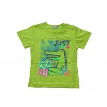 Тениска за момче Кроко 74-104