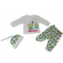 Комплект за бебе Миньони