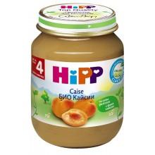 Хип пюре - Hipp Bio Кайсии 125гр.