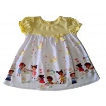 Детска рокля Веселие 68-98
