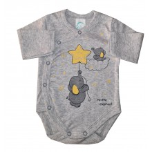 Бебешко боди Съни 50-68