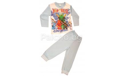 Пижама Нинджаго 98-116см