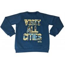 Ватирана блуза за момче Visit 134-164