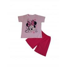 Лятна пижама за момиче Мини 122-134