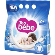 Teo bebe бебешки прах за пране Бадем 1.5кг.
