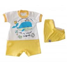 Бебешки гащеризон Съни 56-68