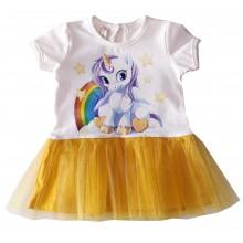 Детска рокля Еднорог 74-104