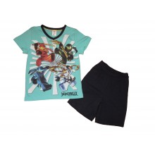 Пижама за момче Нинджаго 98-134 см