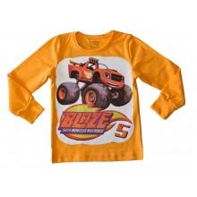 Детска блуза за момче Пламъчко 92-122