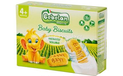 Бебелан Бисквити без глутен Bebelan Бишкоти биберон 250гр.