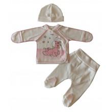 Комплект за бебе Жирафче 56-62