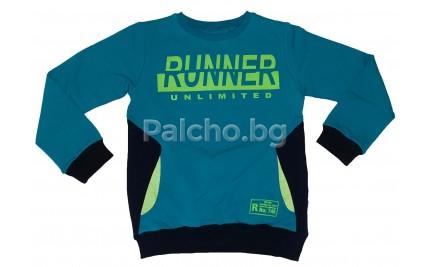 Ватирана блуза Runner 92-170