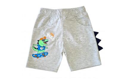 Къси панталони за момче Дино 86-116