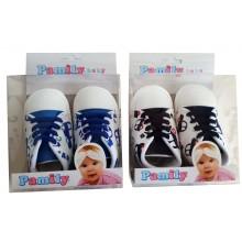 Бебшки обувки тип кец 18-19