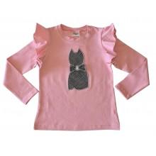 Детска блуза Коте 98-122