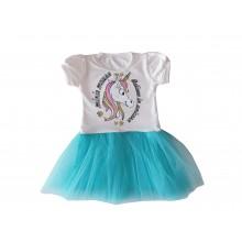 Лятна рокля Еднорог 80-110