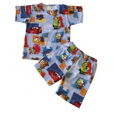 Детска лятна пижама Макуин 86-128