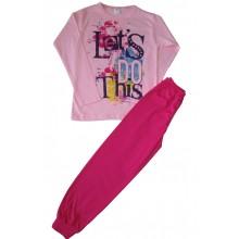 Пижама за момиче 122-134